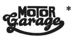 logo motor garage